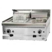 Фритюрница газовая Pimak P6F5560 (5+5 л)