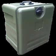 Термоконтейнер для транспортировки пищи Ava plastik 50
