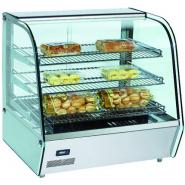 Настольная тепловая витрина EWT INOX RTR-120L