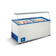Витрина для мягкого мороженого VENUS VITRINE 56