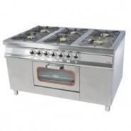 Плита промышленная газовая Pimak М015-6