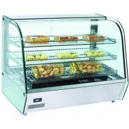 Настольная тепловая витрина EWT INOX RTR-160L