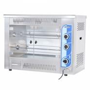 Гриль для кур электрический/газовый Pimak М003 на 9 куриц