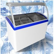 Морозильный ларь для мягкого мороженого Juka M400SL