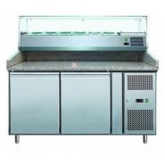 Стол для пиццы COOLEQ PZ 2600 TN - VRX 1500/380