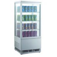 Холодильная витрина EWT INOX RT68L