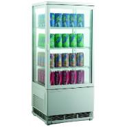Холодильная витрина EWT INOX RT78L