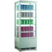 Холодильная витрина EWT INOX RT98L