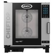 Пароконвекционная газовая печь Unox XEVC0711GPR