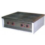 Плита промышленная электрическая настольная ПЕ-н4 Ч