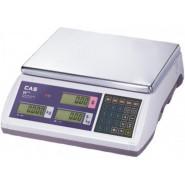 Весы электронные настольные торговые CAS ER JR CB